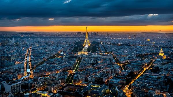 Paris 6798 16x9 - Cityscapes - Tim Shields Landscape Photography