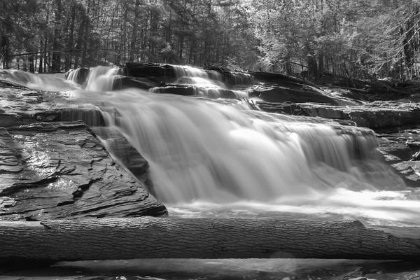 Umpachene Park Falls - Landscapes - MJ Tash Photography