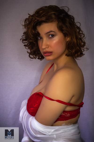 Alexandra - Remote shoots during corona 19 - Meyers Photography