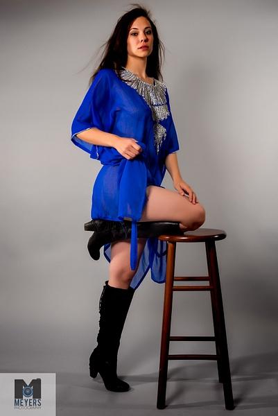 Nadine - Local NJ models - Meyers Photography