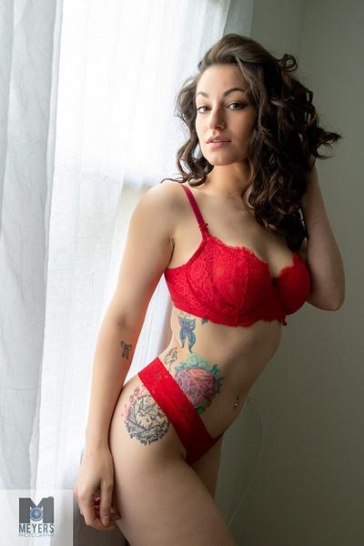 Jenny Bee - Local NJ models - Meyers Photography
