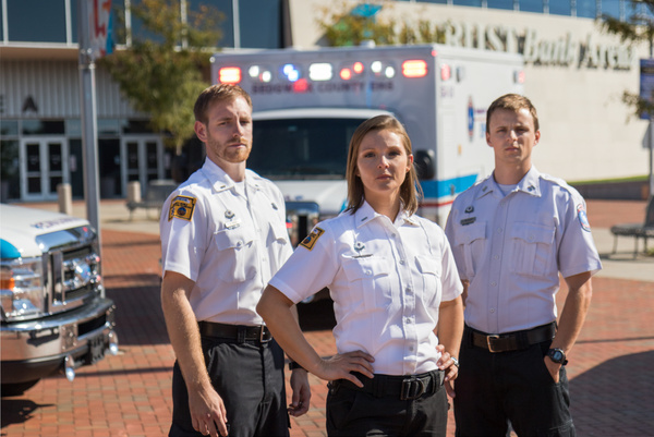 Medic 105 gallery-6 - First Responders - Leigh Chambers Wheat Design