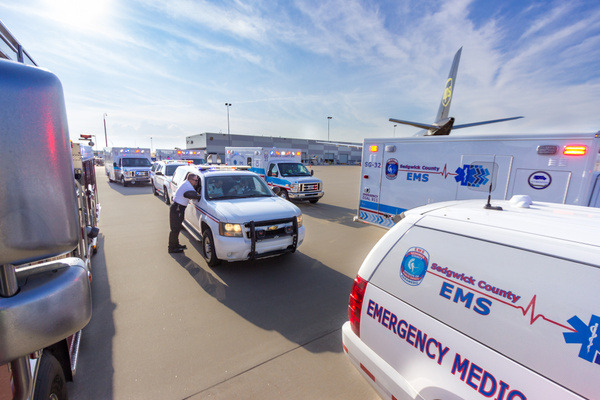 Medic 105 gallery-17 - First Responders - Leigh Chambers Wheat Design
