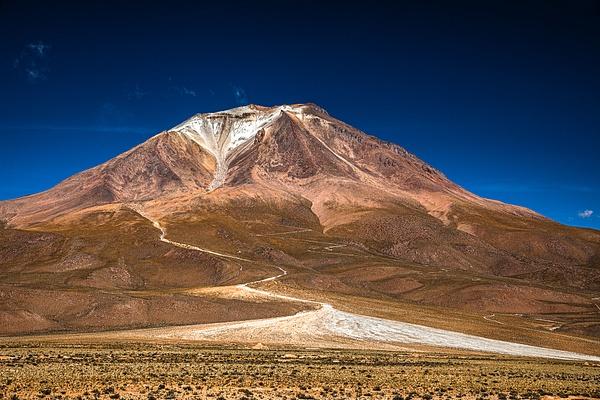 Volcano #1 by Michael McNamara