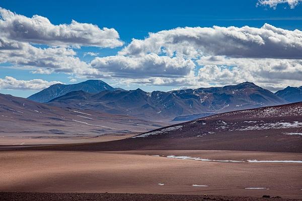 High desert by Michael McNamara