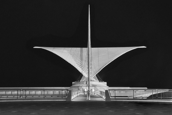 Calatrava, Milwaukee - Milwaukee and Wisconsin - Jack Kleinman Photography