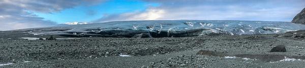 Ice Cave Glacier by Jack Kleinman