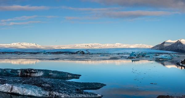 Jokulsarlon Iceberg Lagoon  2 by Jack Kleinman