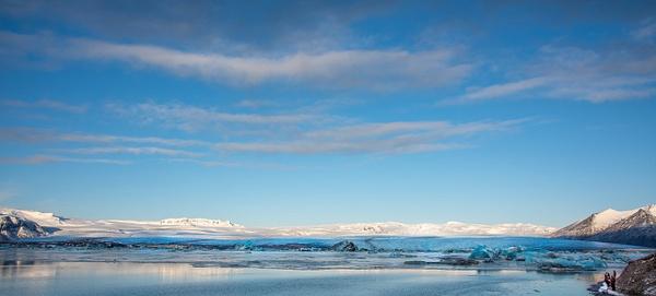 Jokulsarlon Iceberg & Lagoon by Jack Kleinman