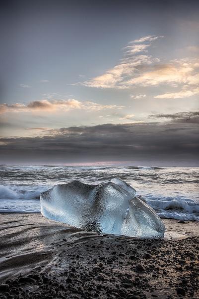 Diamond Beach & Iceberg by Jack Kleinman