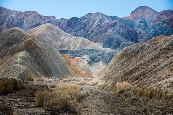 Desert Landscape 3 by Jack Kleinman