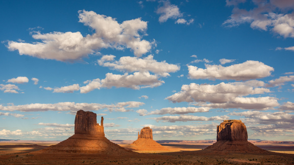 Monument Valley I, Arizona by Jack Kleinman