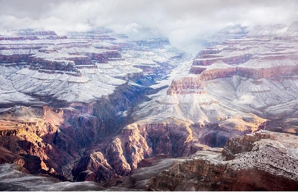 Grand Canyon by Jack Kleinman