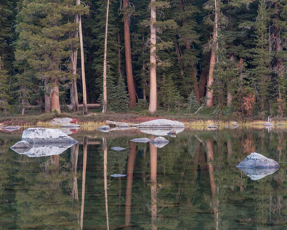 Un-Named Lake, Eastern Sierras