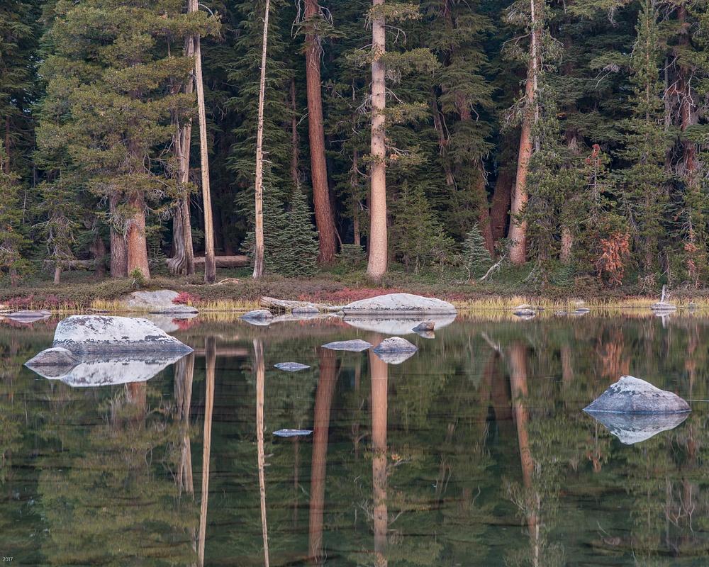 Un-Named Lake Eastern Sierras
