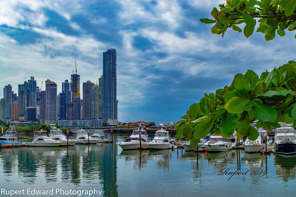 Isla Flamenco Marina in Panama City