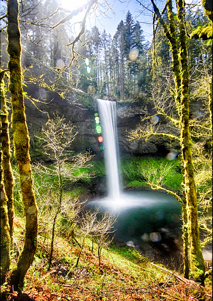 aprill falls up - Home - Barry Morris Photography