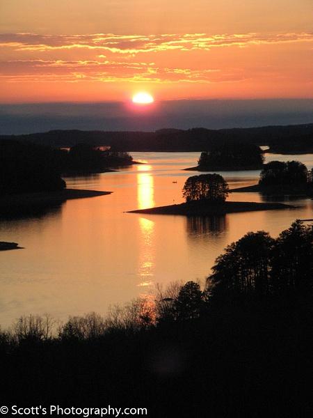 Lake Lanier 2005-09 (97) - Golden Hours - PhotographyScott