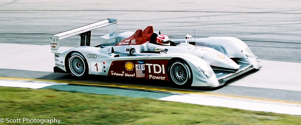 Petite Lemans  TDI Audi - Motorsports - PhotographyScott