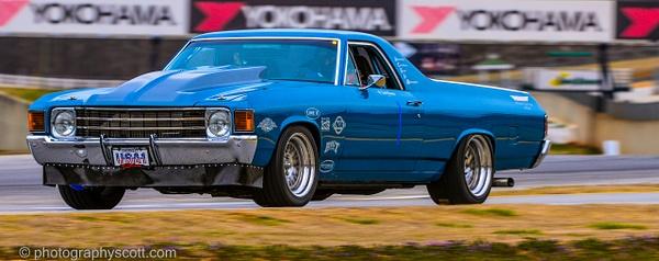 Scott's Personal Race Car - Motorsports - PhotographyScott