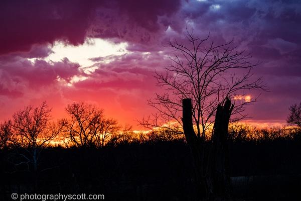 After the Storm - Golden Hours - PhotographyScott