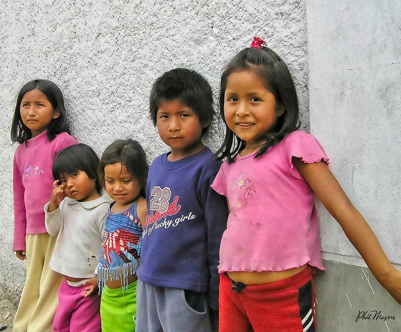 Shanty Town Kids