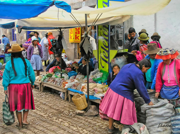 Market Day - People - Phil Mason Photography