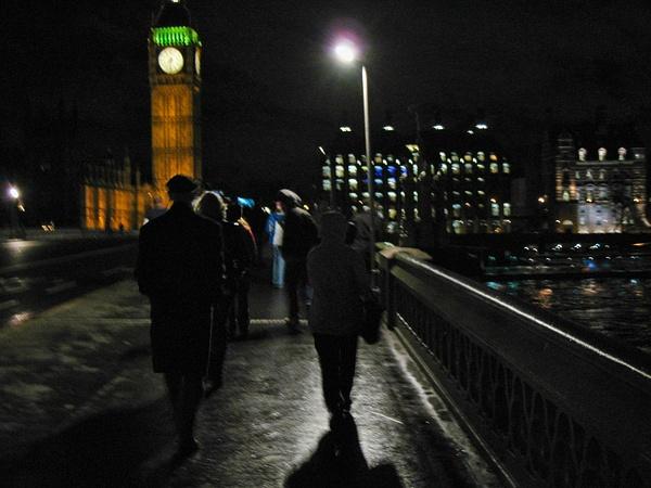 Rainy Evening - Things of Interest - Phil Mason Photography