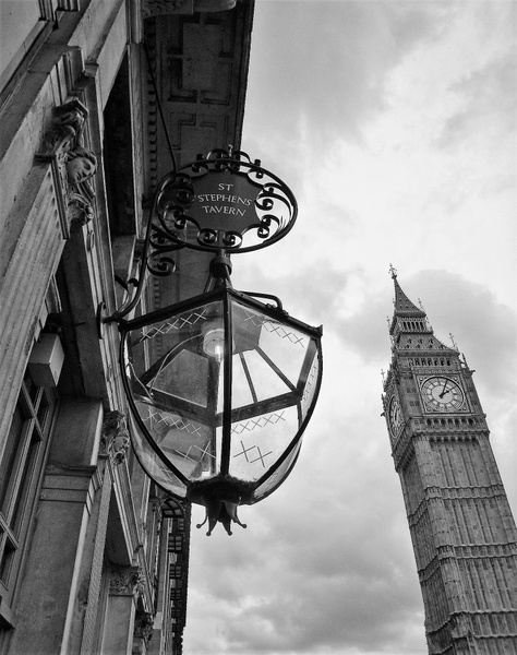 Big Ben - Things of Interest - Phil Mason Photography