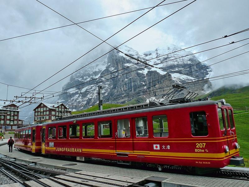 Eiger Station