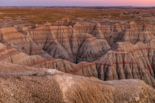 Badlands National Park- - Landscape - Neil Sims Photography