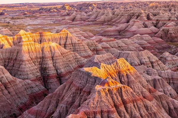Badlands National Park-6578 - Landscape - Neil Sims Photography