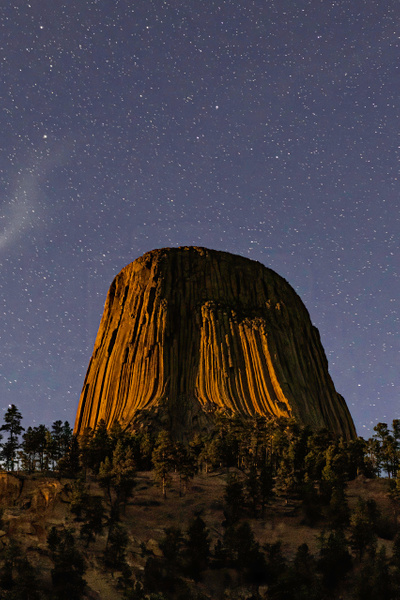 Devils Tower Wyoming- - Landscape - Neil Sims Photography