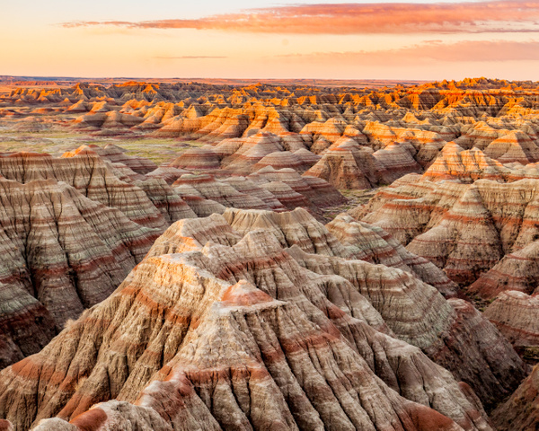 Badlands Sunrise2
