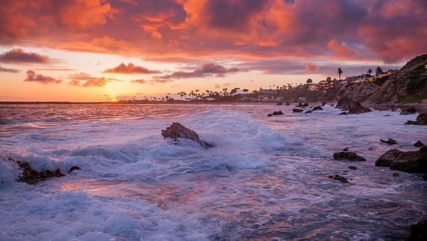 CDM Sunset - Beachscapes - Klevens Photography