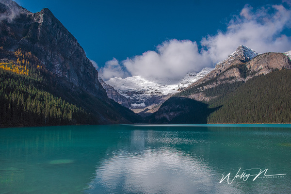 Lake Louise_HDR2 - Home - Walter Nussbaumer Photography