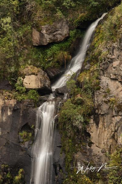 Waterfall, Ecuador_0R8A0672 - Home - Walter Nussbaumer Photography
