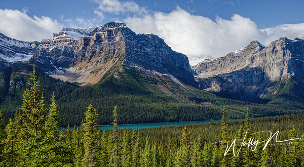 Hector Lake_DSC_5285 - Home - Walter Nussbaumer Photography