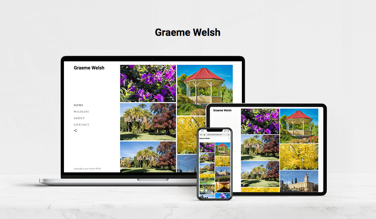 Graeme Welsh