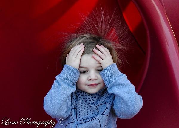 Sawyer Slide Static- - Children - Lane Photography