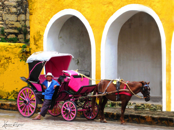 Izamal Lyft - Mexico - ImageN8