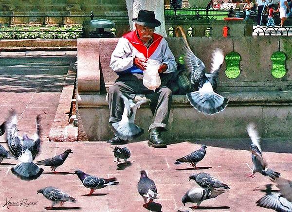 Feeding time - Mexico - ImageN8