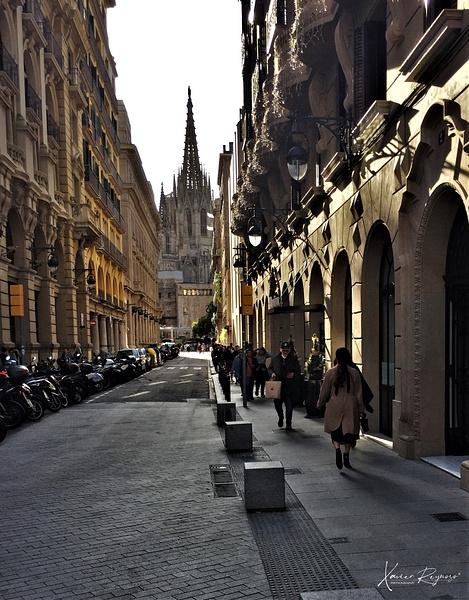 City walk Barcelona - Spain - ImageN8