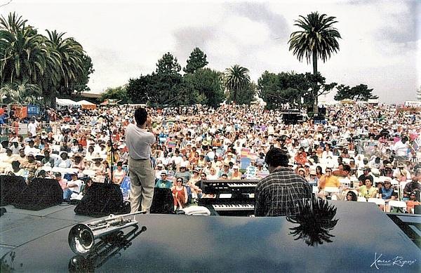 Rick Brown Newport Bch - Jazz Festivals - ImageN8