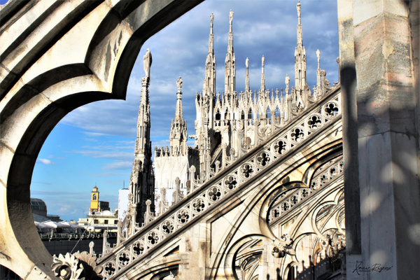 Milan Duomo rooftop - Home - ImageN8