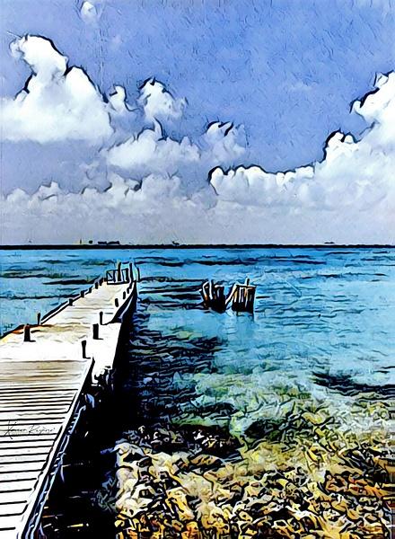 Isla Mujeres - Arte - ImageN8