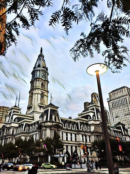 Philadelphia - Arte - ImageN8