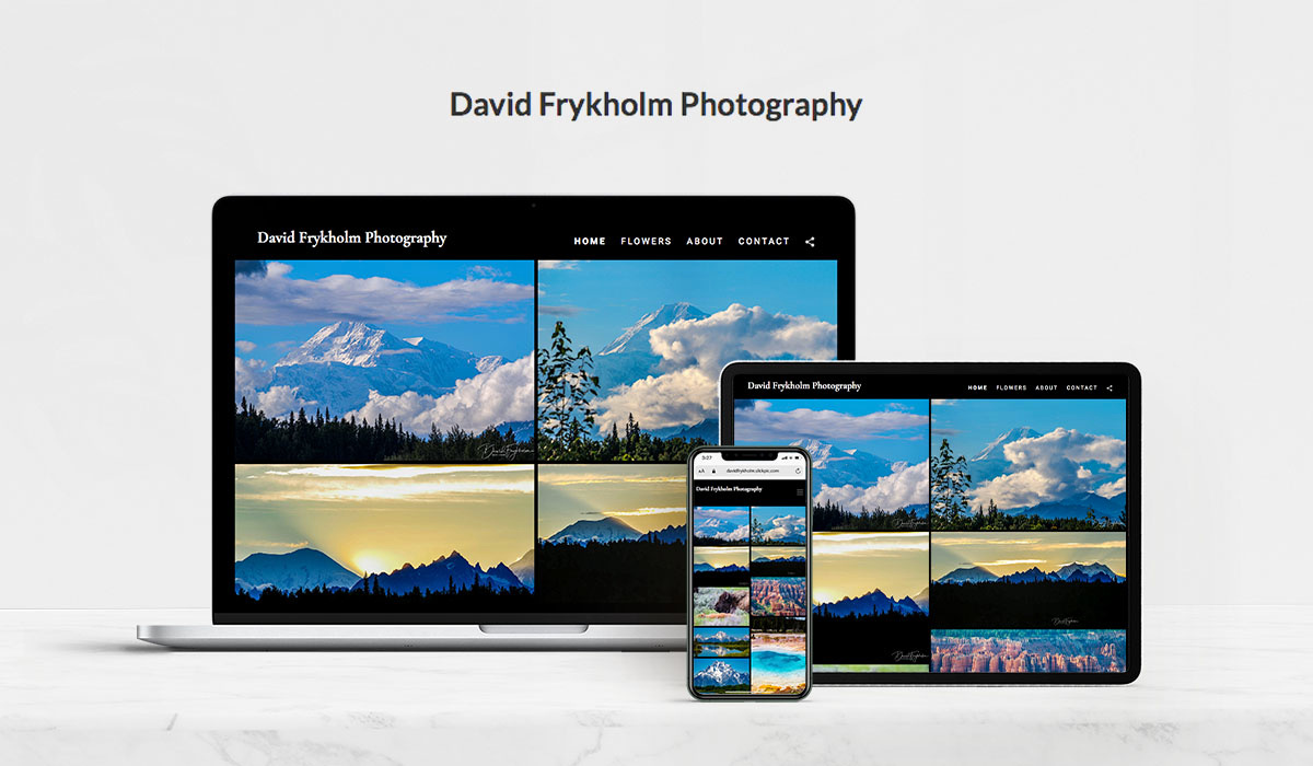 David Frykholm Photography