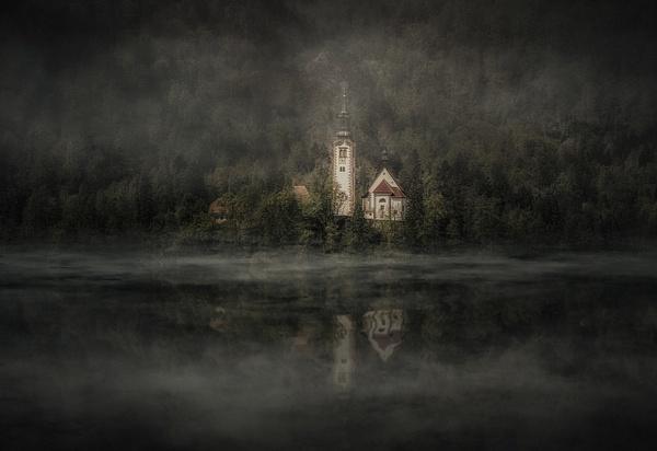 Foggy - Landscape - Marko Klavs Photography