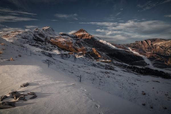 Almost there - Landscape - Marko Klavs Photography